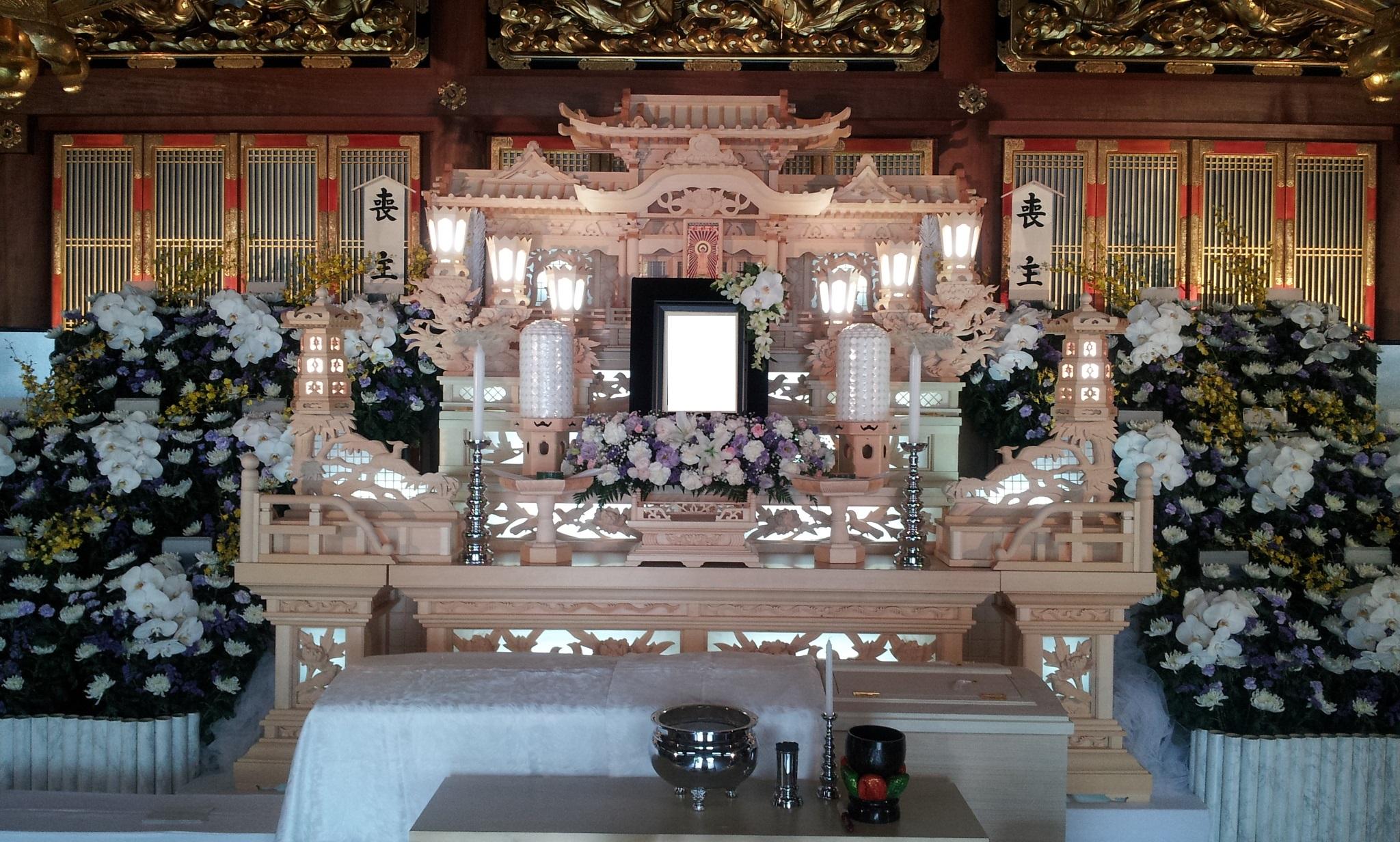 祭壇施工事例2