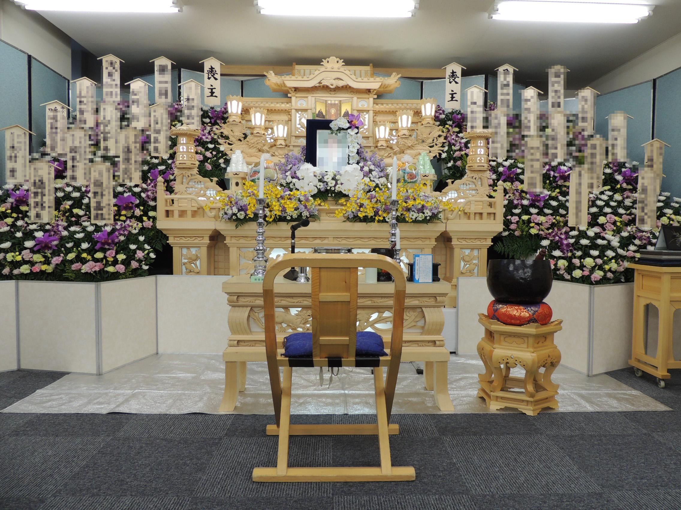 祭壇施工事例